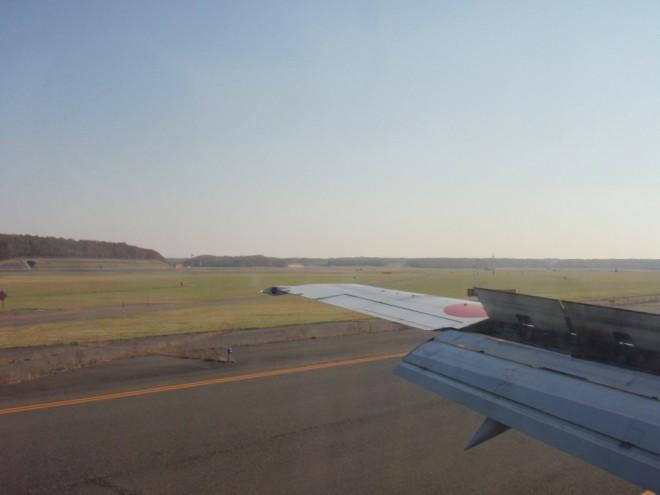 北海道に降り立ちました!