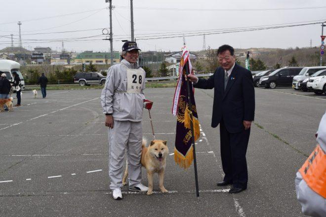 中川会長とトムさん