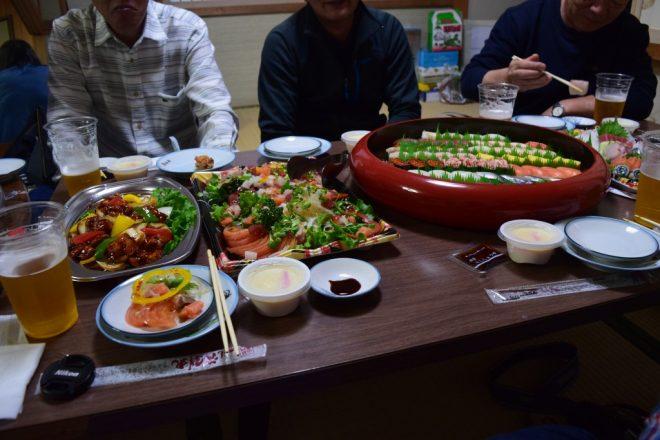 武方荘お料理